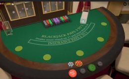 3D Blackjack games