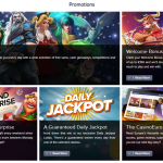 next casino website selection