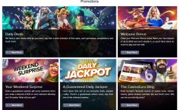 next casino website selection